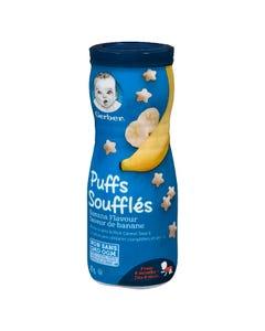 Gerber Soufflés Saveur de Banane 42G