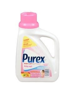 Purex Baby Soft Detergent 1.47L