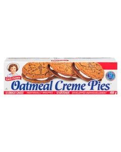 Little Debbie Oatmeal Creme Pies 459G