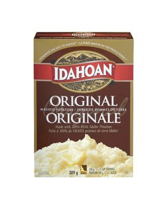 Idahoan Mashed Potatoes Original 389g
