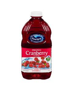 Ocean Spray Cranberry Cocktail 1.89L