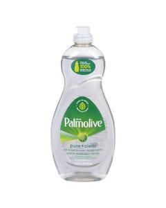 Palmolive Ultra Pure + Clear Spring Fresh Dishwashing Liquid 591ML
