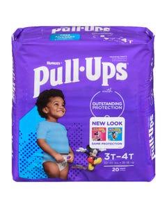 Huggies Pull Ups 3T-4T Boys 20CT