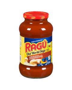 Ragu Pasta Sauce Original with Mushrooms 640ML