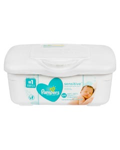 Pampers Baby Wipes Sensitive 64CT