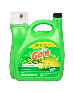 Gain HE Original Detergent 96 Loads 4.43L