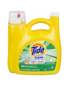 Tide Simply Clean & Fresh Daybreak Fresh Detergent 89 Loads 3.78L