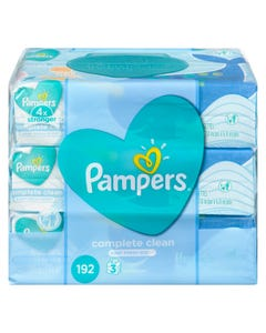 Pampers Wipes Scented Refill 192ct