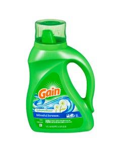 Gain HE Blissful Breeze Detergent 32 Loads 1.47L
