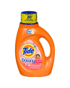 Tide HE + Downy April Fresh Detergent 29 Loads 1.36L
