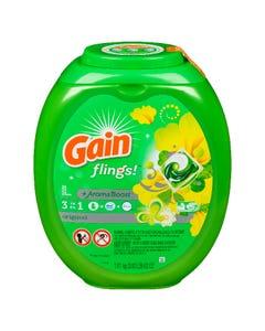 Gain Flings HE Original Detergent 81 Pacs