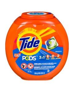 Tide Pods HE Original Detergent 81 Pacs