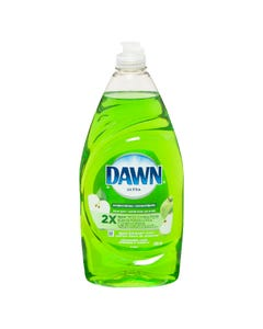 Dawn Ultra Antibacterial Apple Blossom Dishwashing Liquid 828ML