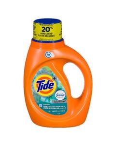 Tide Febreze Botanical Rain Detergent 24 Loads 1.09L