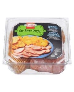 Hormel Gatherings Honey Ham Snack Tray 425G