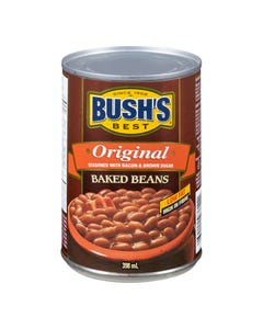 Bush's Fèves au Bacon Originale 398ML