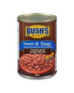 Bushs Baked Beans Sweet & Tangy Vegetarian 398ml