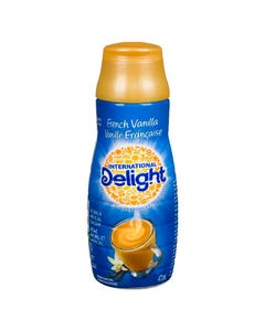 International Delight Creamer French Vanilla 473ML