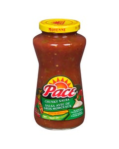 Pace Chunky Salsa Medium 428ml