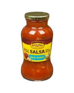 Old El Paso Thick n' Chunky Salsa Mild 440ML