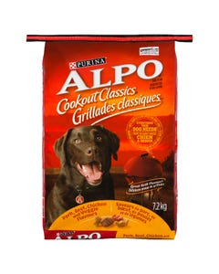 Purina Alpo Cookout Classics Dry Dog Food 7.2KG