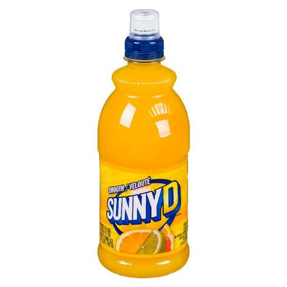 Sunny D Velouté 500Ml