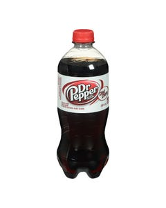 Dr Pepper Diet 591ML
