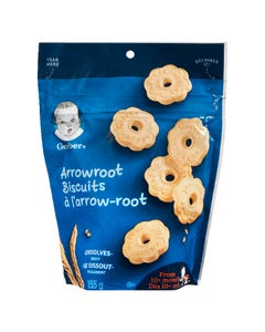 Gerber Biscuits Arrowroot 155g