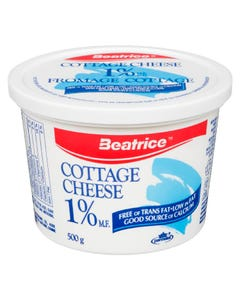 Beatrice Cottage Cheese 1% 500g