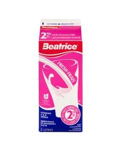 Beatrice Milk 2% 2L