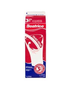 Beatrice Milk 3.25% 1L