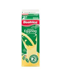 Beatrice Premium Eggnog 2% 1L