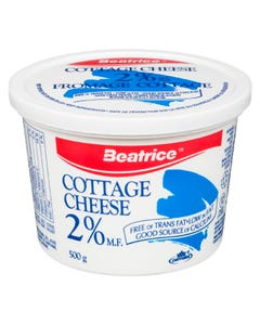 Beatrice Cottage Cheese 2% 500g