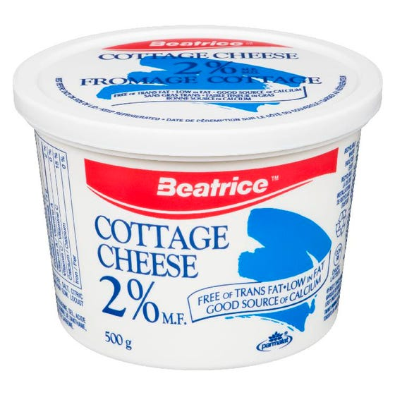 Beatrice Fromage Cottage 2% 500G