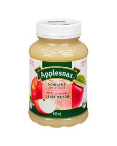 Applesnax Homestyle Applesauce 650ML