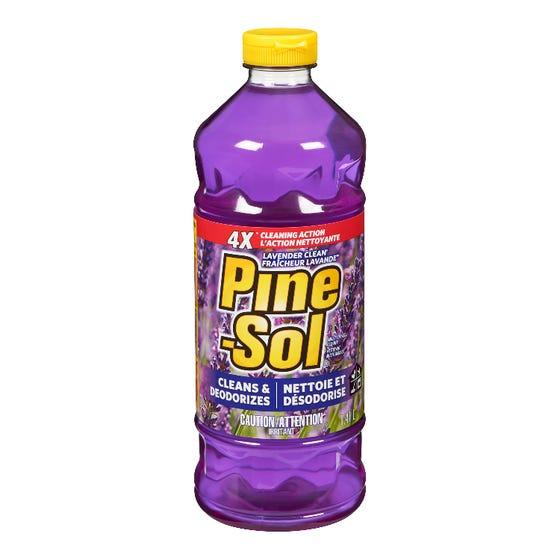 Pine-Sol Nettoyant Liquide Fraîcheur Lavande 1.4L