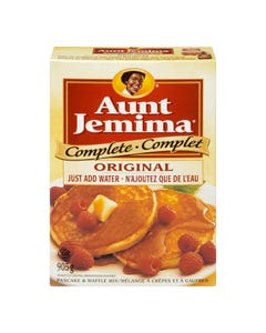 Aunt Jemima Original Pancake Mix 905g