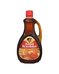 Aunt Jemima Sirop de Table Original 750ML