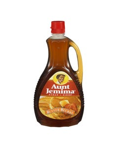 Aunt Jemima Butter Flavoured Syrup 750ML