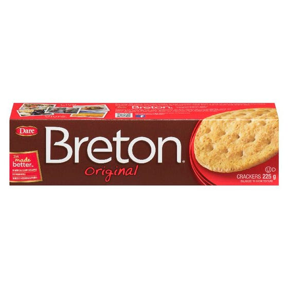 Dare Breton Craquelin Original 225G