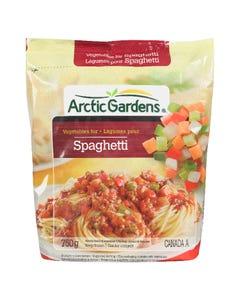 Arctic Gardens Vegetables for Spaghetti 750G