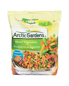 Arctic Gardens Mixed Vegetables 750G