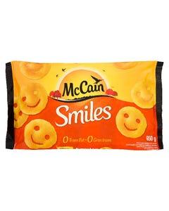 McCain Smiles 650G