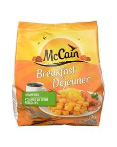 McCain Breakfast Homefries 650G