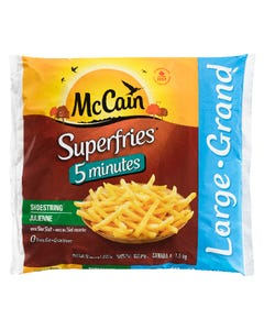 McCain Superfries 5 Minutes 1.5KG