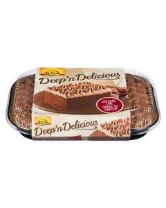 McCain Deep 'n Delicious Chocolate Cake 510G