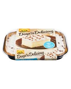 McCain Deep 'n Delicious Vanilla Cake 510G