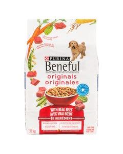 Purina Beneful Originals with Real Beef Dog Food 1.8KG