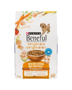 Purina Beneful Originals with Real Chicken Dry Dog Food 1.8KG