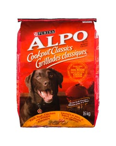 Alpo Cookout Classics Dog Food 16KG